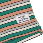 Paul Smith Stripe Tee in Green