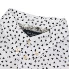 Paul Smith Jeans Patterned Shirt - White