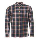 Penfield Barrhead Shirt PRM511750218002 Navy/Green/Red