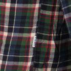 Shirt - Barrhead Navy/Green/Red