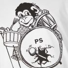 T-Shirt Monkey - White
