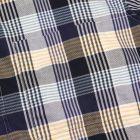 Checked Shirt - Navy