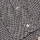 Shirt Gingham - Black / White