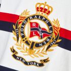 Rugby Shirt - White/Red/Navy