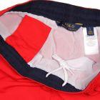 Hawaiian Swim Shorts - Red