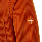 Corduroy Shirt - Orange
