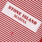 Beach Towel - Red / White