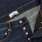 Regular Tapered Jeans -  Navy