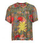 Vivienne Westwood Short Sleeve Shirt | S25DL0444 S49702 002S Multi