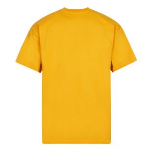 T-Shirt Temple Logo - Ochre