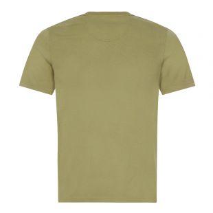 Beacon T-Shirt Small Logo - Green
