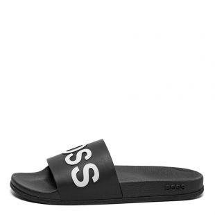 BOSS Sliders Logo Black / White