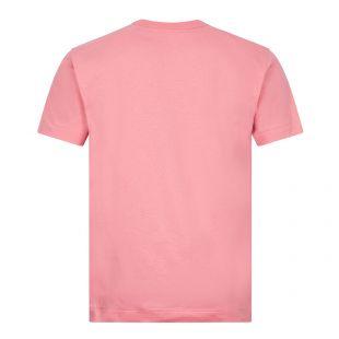 T-Shirt Big Heart Logo - Pink