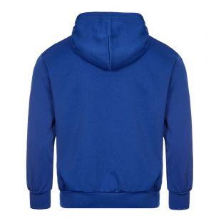 Small Logo Hoodie - Royal Blue