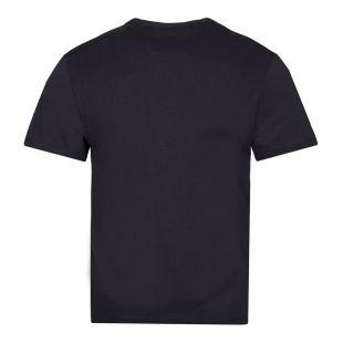 Raised Logo T-Shirt - Total Eclipse