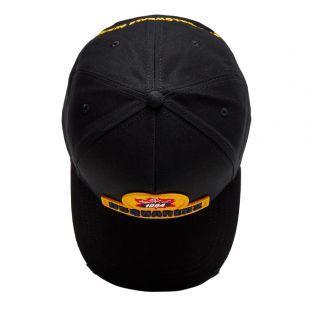 Cap Leaf Logo - Black