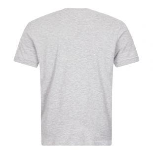 Large Logo T-Shirt - Grey
