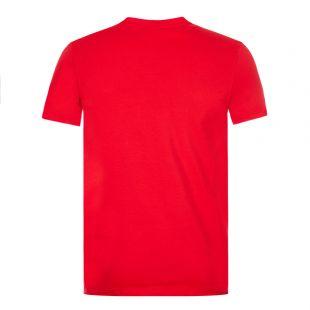T-Shirt Love Logo - Red