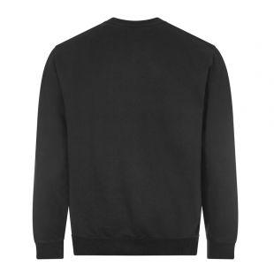Sweatshirt Sun Logo - Black