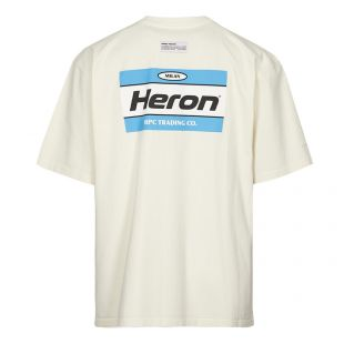 T-Shirt Logo - Cream
