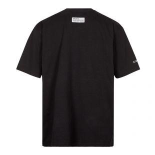 T-Shirt Split Logo - Black