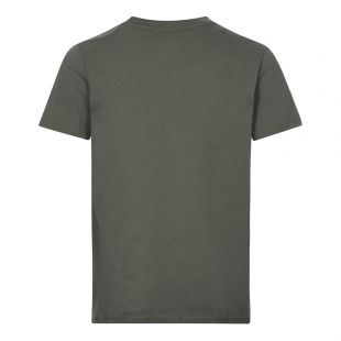Bodywear T-Shirt Logo - Dark Green