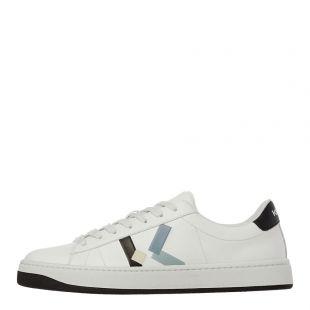 Kenzo K Logo Sneakers   FA65SN172L50 62 White   Aphrodite