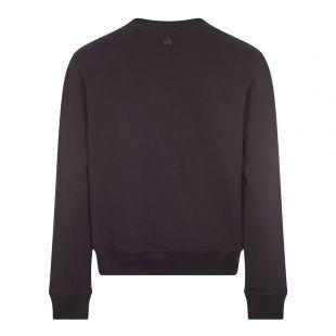 Sweatshirt Logo - Black