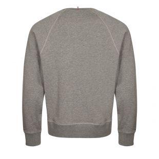 Grenoble Logo Sweatshirt - Grey
