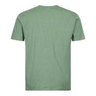 Niels Core Logo T-Shirt - Linchen Green