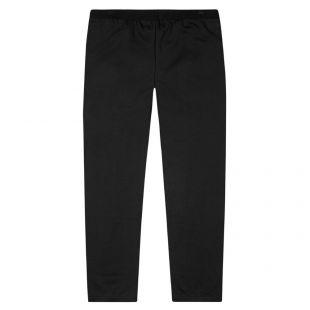 Box Logo Sweatpants - Black