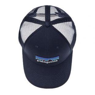 P-6 Logo Trucker Hat - Navy