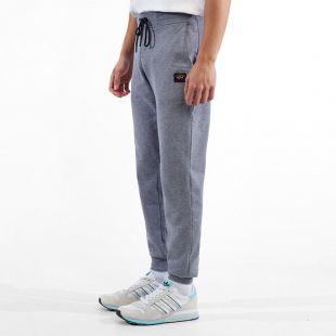 Sweatpants Logo - Grey