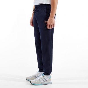 Sweatpants Logo - Navy