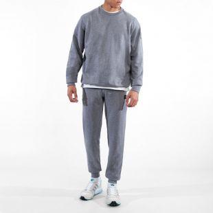 Sweatshirt Logo - Grey