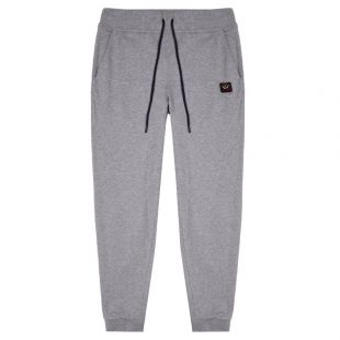 Paul and Shark Sweatpants Logo | C0P1019 931 Grey | Aphrodite