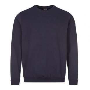 Paul and Shark Sweatshirt Logo | C0P1015 013 Navy | Aphrodite