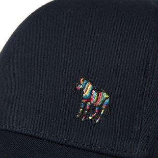 Zebra Logo Cap - Navy