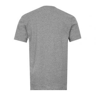 T-Shirt Patch Logo - Slate Grey