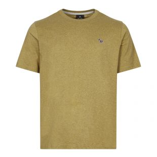 paul smith t-shirt zebra logo | M2R 011RZ G20064 35A | green