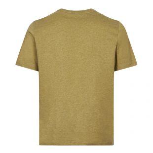 T-Shirt Zebra Logo - Green