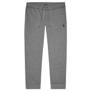 Ralph Lauren Sweatpants Pony Logo   Grey