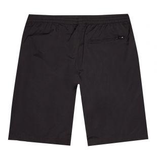 Swim Shorts Logo - Black