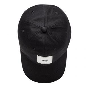 Cap Square Logo - Black