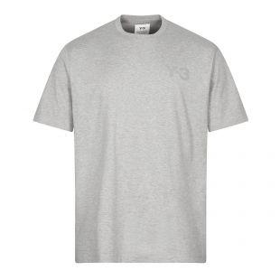 Y-3 Classic Logo T-Shirt   Grey