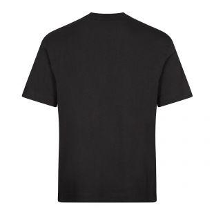 T-Shirt Graphic Logo - Black