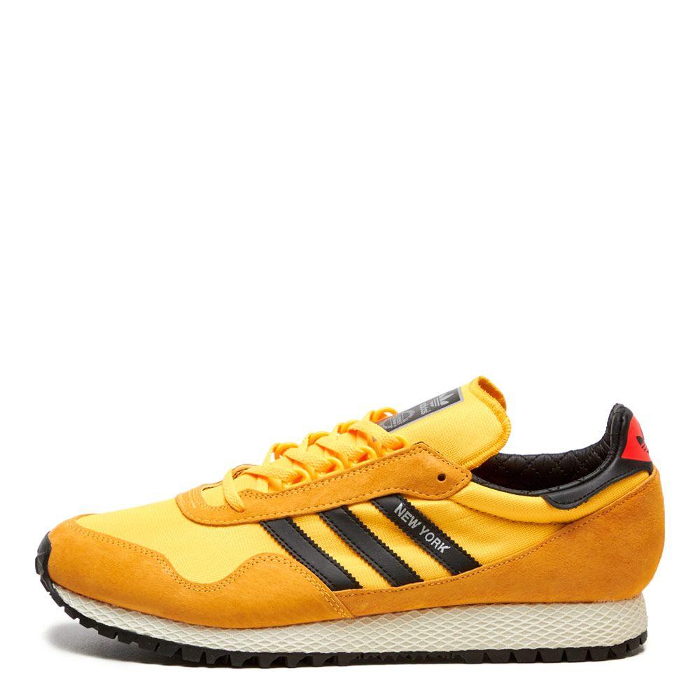 adidas New York Trainers   Gold FZ0738   Aphrodite1994
