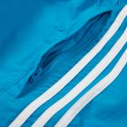 3 Stripe Swim Shorts - Blue