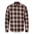 Ami Shirt | H19C003 426 110 Black / Orange / White