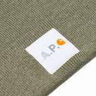 APC Carhartt WIP Beanie – Khaki  21582CP -4